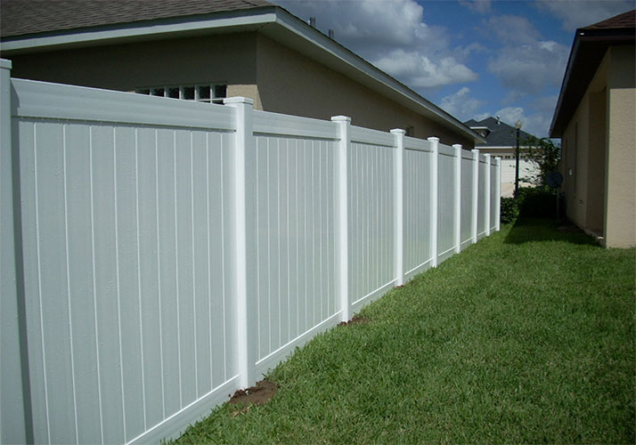 High Quality PVC Fencing Features