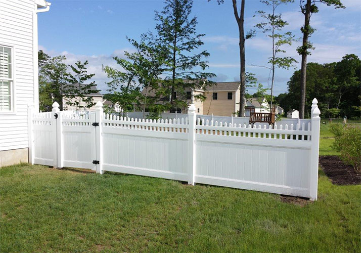 Best Price Of PVC Fencing